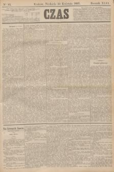 Czas. R.46, Ner 93 (23 kwietnia 1893)