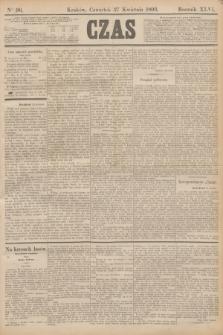 Czas. R.46, Ner 96 (27 kwietnia 1893)