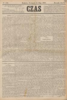 Czas. R.46, Ner 109 (14 maja 1893)