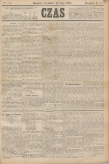 Czas. R.46, Ner 115 (21 maja 1893)