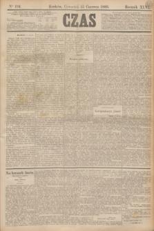 Czas. R.46, Ner 134 (15 czerwca 1893)