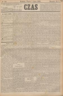 Czas. R.46, Ner 152 (7 lipca 1893)
