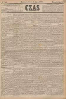 Czas. R.46, Ner 153 (8 lipca 1893)