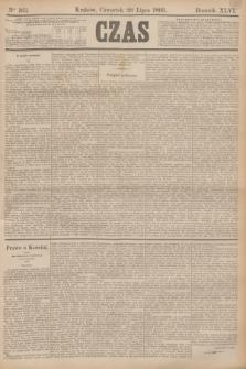 Czas. R.46, Ner 163 (20 lipca 1893)