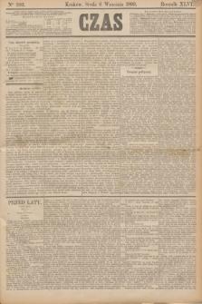 Czas. R.46, Ner 203 (6 września 1893)