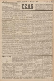Czas. R.46, Ner 212 (17 września 1893)