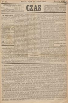 Czas. R.46, Ner 296 (29 grudnia 1893)