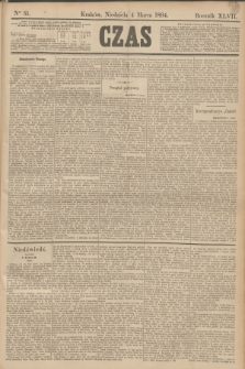 Czas. R.47, Ner 51 (4 marca 1894)