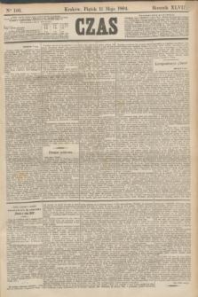 Czas. R.47, Ner 105 (11 maja 1894)