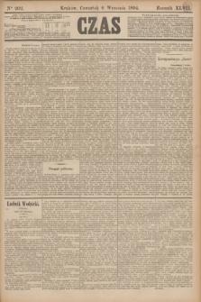 Czas. R.47, Ner 202 (6 września 1894)