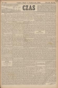 Czas. R.47, Ner 232 (12 października 1894)