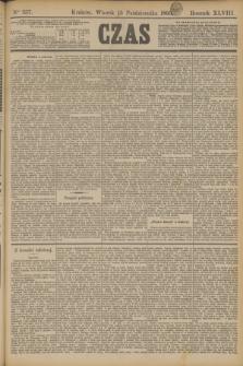 Czas. R.48, Ner 237 (15 października 1895)