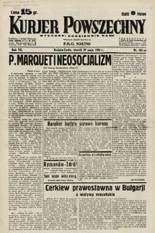 Kurjer Powszechny. 1934, nr144