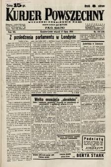 Kurjer Powszechny. 1934, nr193