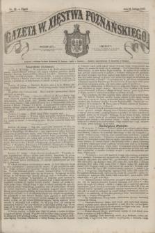 Gazeta W. Xięstwa Poznańskiego. 1857, nr 37 (13 lutego)