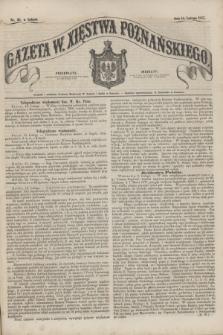 Gazeta W. Xięstwa Poznańskiego. 1857, nr 38 (14 lutego)