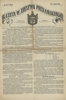 Gazeta W. Xięstwa Poznańskiego. 1864, nr 184 (9 sierpnia)