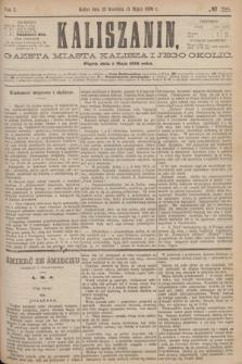 Kaliszanin : gazeta miasta Kalisza i jego okolic. R.7, № 35 (5 maja 1876)