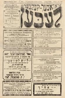 Radomer-Kielcer Leben. 1931, nr4