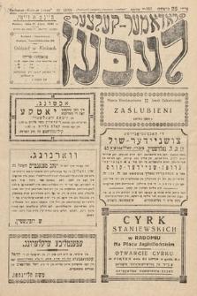 Radomer-Kielcer Leben. 1931, nr30