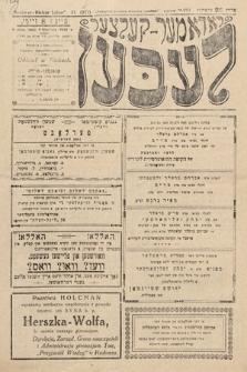 Radomer-Kielcer Leben. 1931, nr31