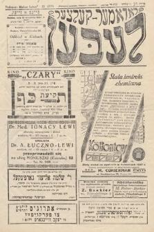 Radomer-Kielcer Leben. 1931, nr37