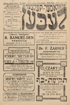 Radomer-Kielcer Leben. 1931, nr38