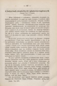 Rolnik : czasopismo dla gospodarzy wiejskich : organ urzędowy c. k. Towarzystwa gospodarskiego galicyjskiego. T.13, [Zeszyt 2] ([sierpień] 1873) + wkładka