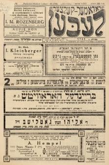 Radomer-Kielcer Leben. 1939, nr29