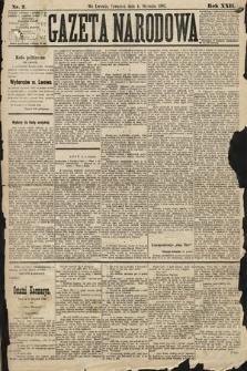 Gazeta Narodowa. 1883, nr2