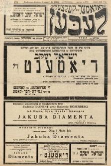 Radomer-Kielcer Leben. 1939, nr31