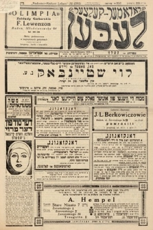 Radomer-Kielcer Leben. 1939, nr32