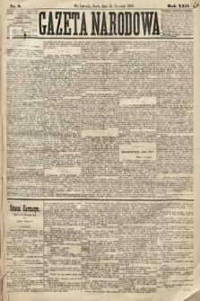 Gazeta Narodowa. 1883, nr6