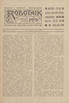 Robotnik : centralny organ P.P.S. Wolność - Równość - Niepodległość. R.51, nr 3 (2 lipca 1944) = nr 8062