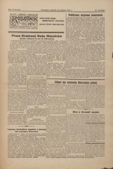 Robotnik : centralny organ P.P.S. R.51, nr 27 (20 sierpnia 1944) = nr 8086