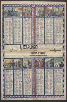 Kalendarz Narodowy. 1939