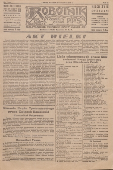 Robotnik : centralny organ P.P.S. R.51, nr 7 (9 stycznia 1945) = nr 46
