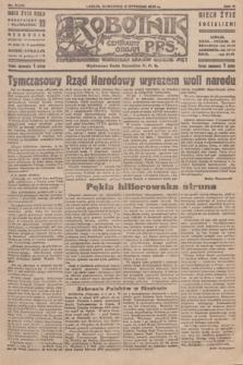 Robotnik : centralny organ P.P.S. R.51, nr 9 (11 stycznia 1945) = nr 48