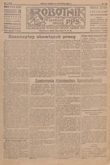 Robotnik : centralny organ P.P.S. R.51, nr 11 (13 stycznia 1945) = nr 50