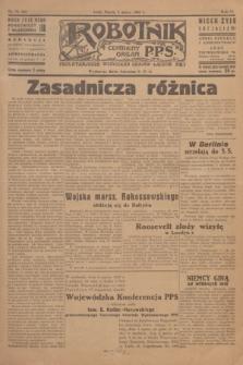 Robotnik : centralny organ P.P.S. R.51, nr 50 (2 marca 1945) = nr 80