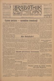 Robotnik : centralny organ P.P.S. R.51, nr 59 (12 marca 1945) = nr 89