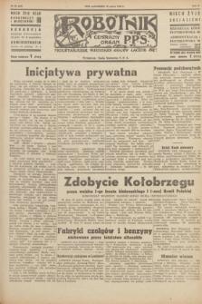 Robotnik : centralny organ P.P.S. R.51, nr 66 (19 marca 1945) = nr 96