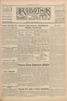 Robotnik : centralny organ P.P.S. R.51, nr 72 (25 marca 1945) = nr 102
