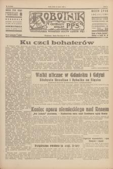Robotnik : centralny organ P.P.S. R.51, nr 75 (28 marca 1945) = nr 105