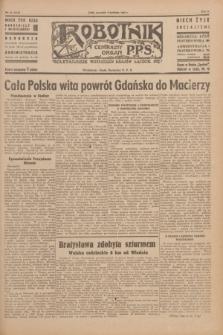 Robotnik : centralny organ P.P.S. R.51, nr 81 (5 kwietnia 1945) = nr 111