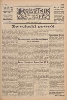 Robotnik : centralny organ P.P.S. R.51, nr 82 (7 kwietnia 1945) = nr 112