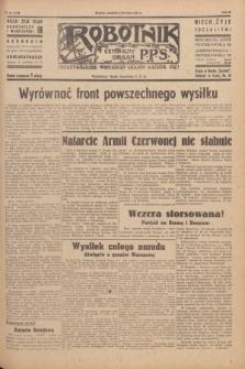 Robotnik : centralny organ P.P.S. R.51, nr 83 (8 kwietnia 1945) = nr 113