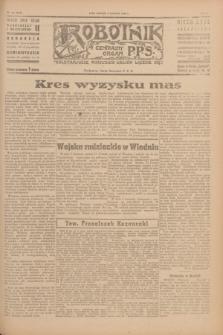 Robotnik : centralny organ P.P.S. R.51, nr 84 (8 kwietnia 1945) = nr 114