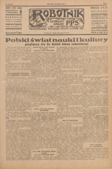 Robotnik : centralny organ P.P.S. R.51, nr 94 (18 kwietnia 1945) = nr 124