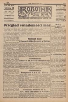 Robotnik : centralny organ P.P.S. R.51, nr 97 (22 kwietnia 1945) = nr 127